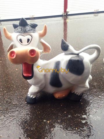 Коровка веселая
